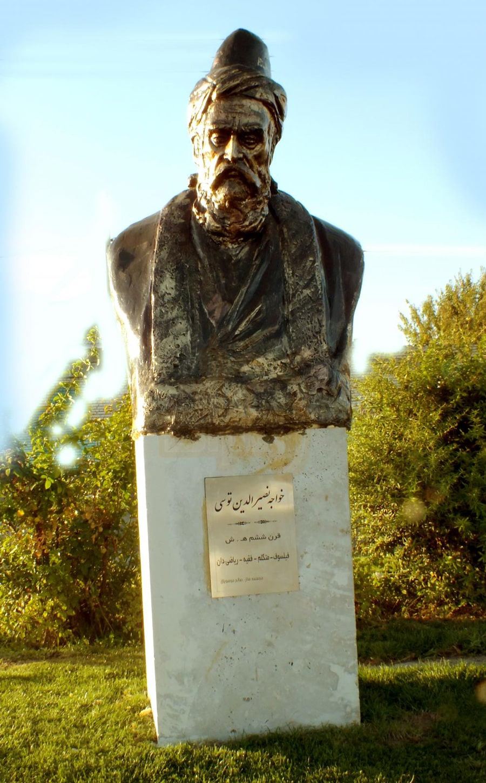 تندیس خواجه نصیر